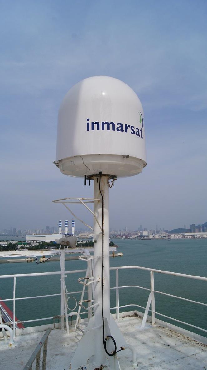 海事卫星第五代Fleet Xpress船用宽带系统