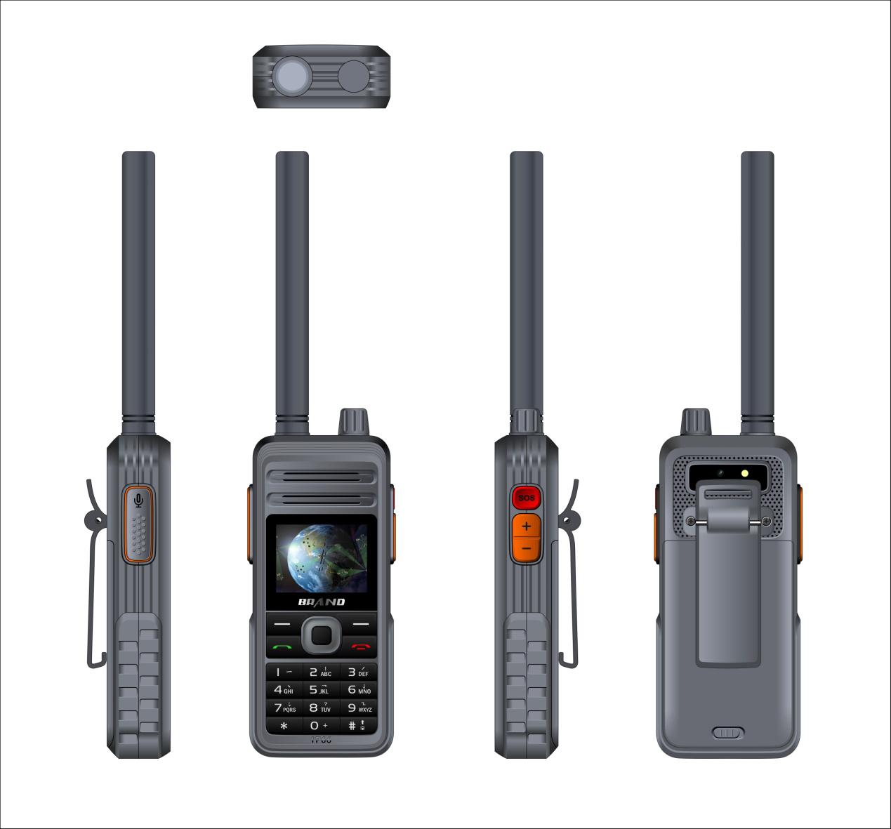 HGS1003 天通卫星对讲手持机